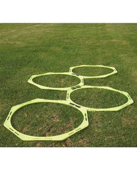 Hexagon Speed Ring Set No.9850