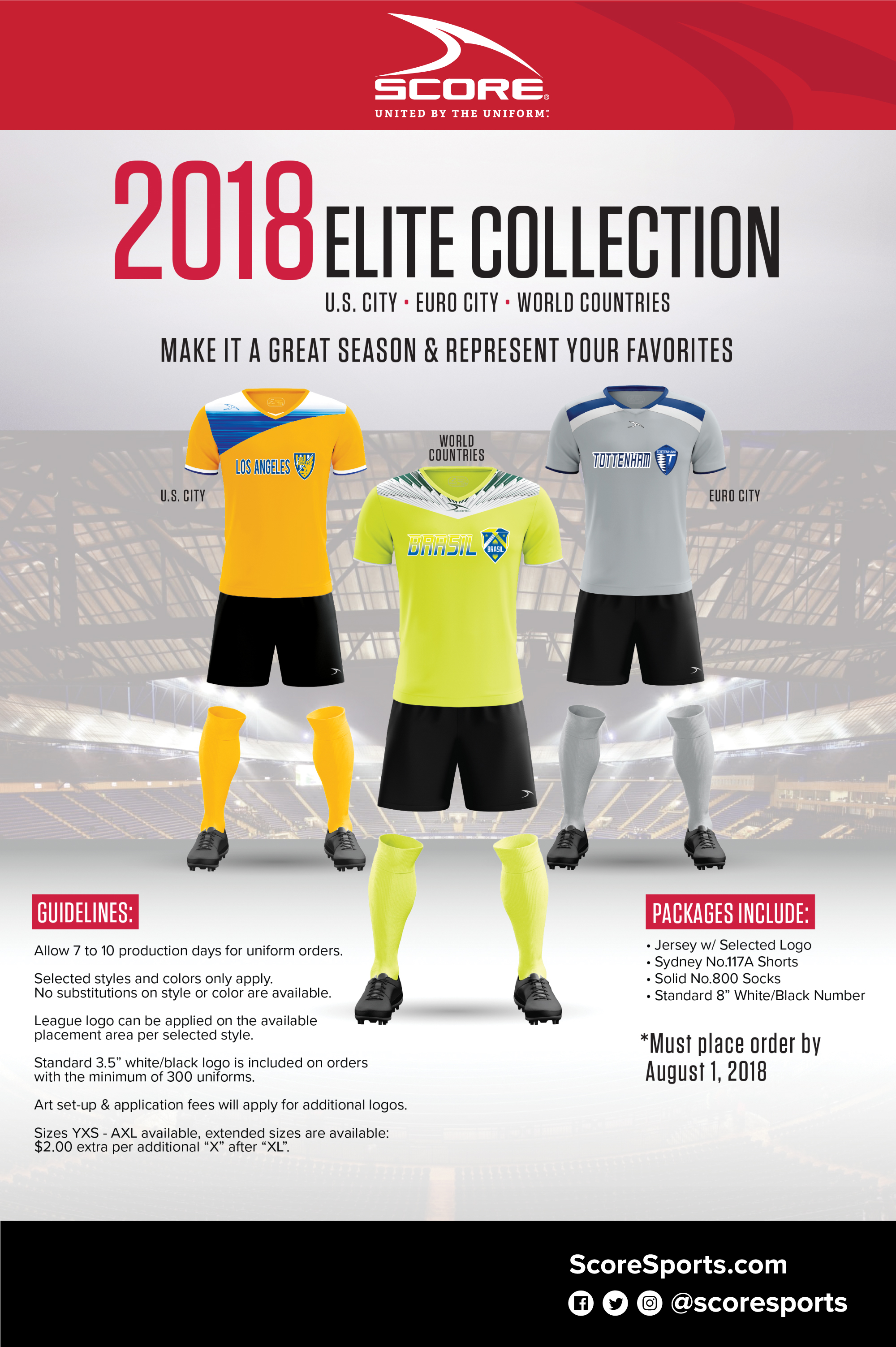 2018 Elite Collection