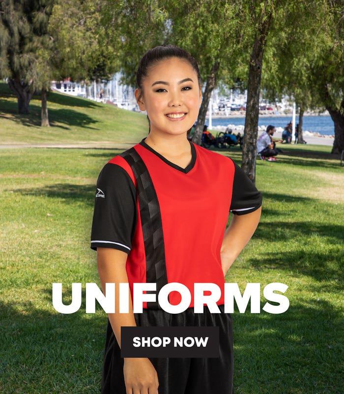 best service 9e48a bf802 Soccer Uniforms & Equipment | Score Sports